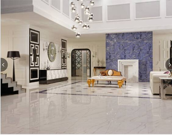 Ceramic Tiles with Marble Look