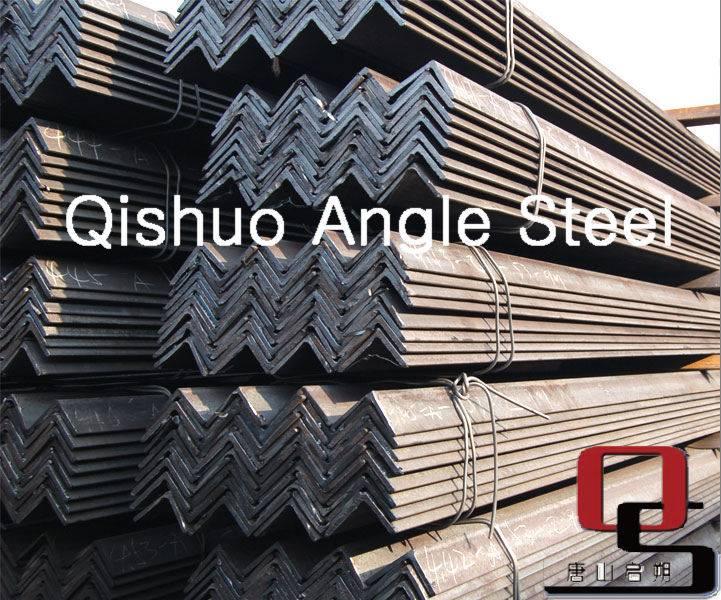 Angle steel beam