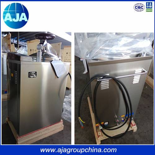 Fully Automatic Vertical Sterilizer Autoclave