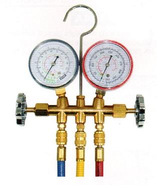 Brass Testing Manifold