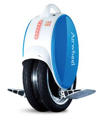 Best selling Airwheel Electric Unicycly Scooter Q5 with 170wh/260wh Battery