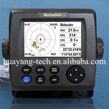 """Matsutec HP-33A 4.3"""" marine GPS AIS transponder"""