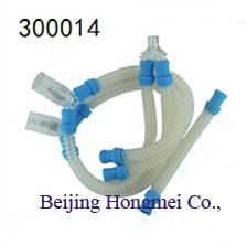 15mm Medical Reusable Respirational Pipeline for ICU Ventilator