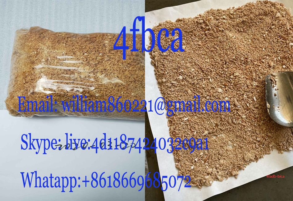 buy 99.8% purity best stimulant 4fbca Fine power brown yellow 4fbca strongest cannabinoid 4fbca