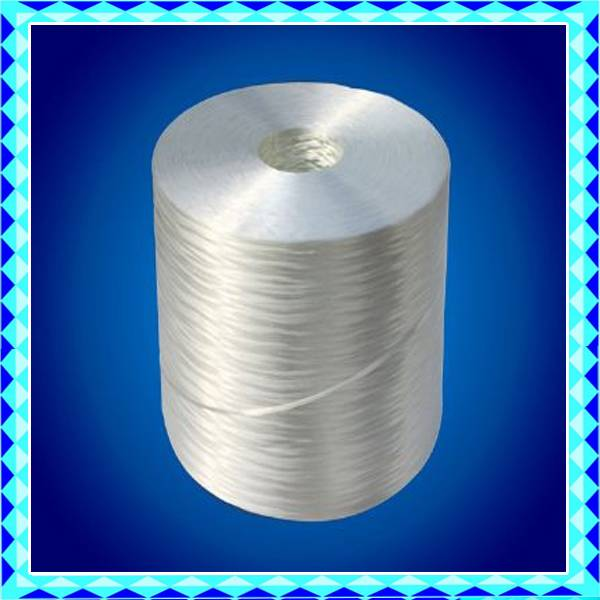 E-glass fiber glass direct roving for pultrusion for transparent panels