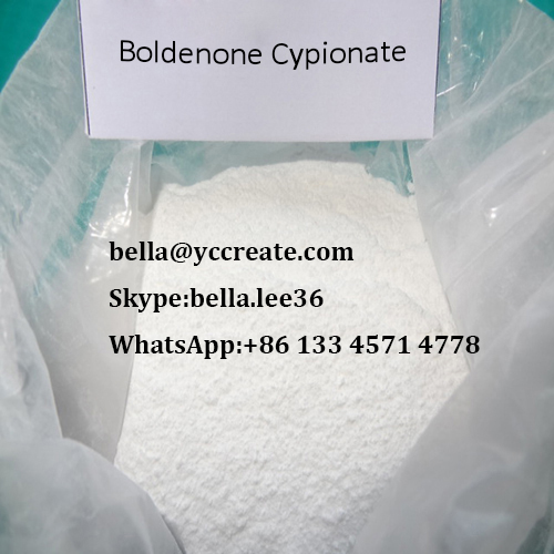 Anabolic Androgenic Steroid Boldenone Cypionate Powder