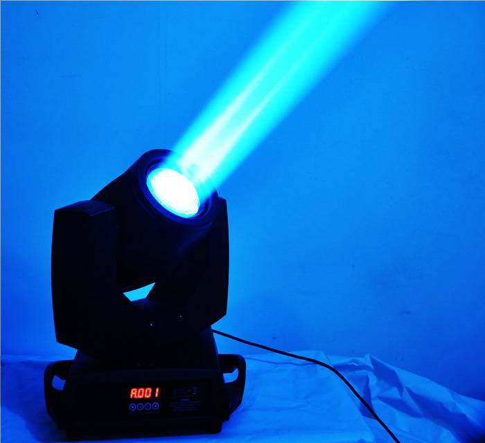 2014 NEW 200W LED Beam Moving Head Light 5%off Free Shipping