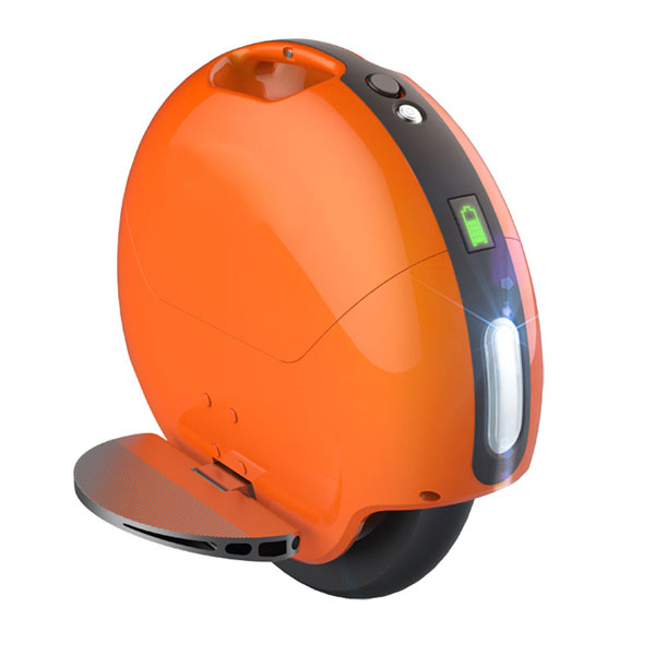 Shenzhen one wheel balance electric scooter with LG battery