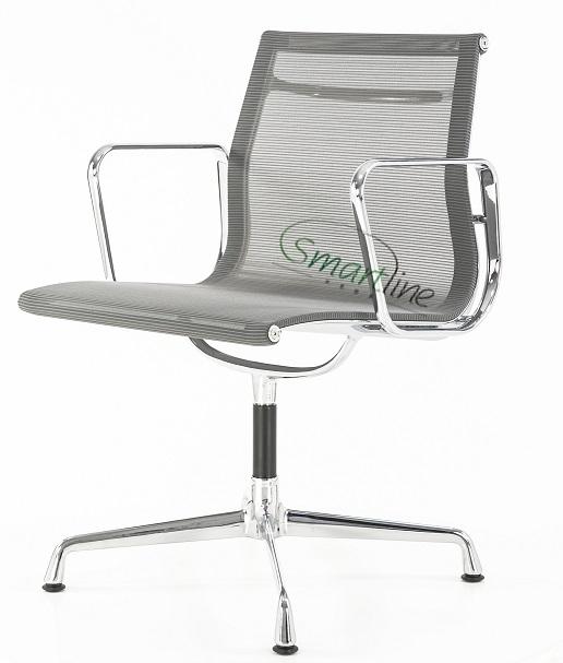 EA108 Eames Aluminum Mesh chair