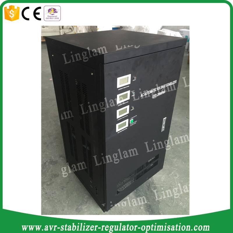 three-phase 20kva voltage stabilizer