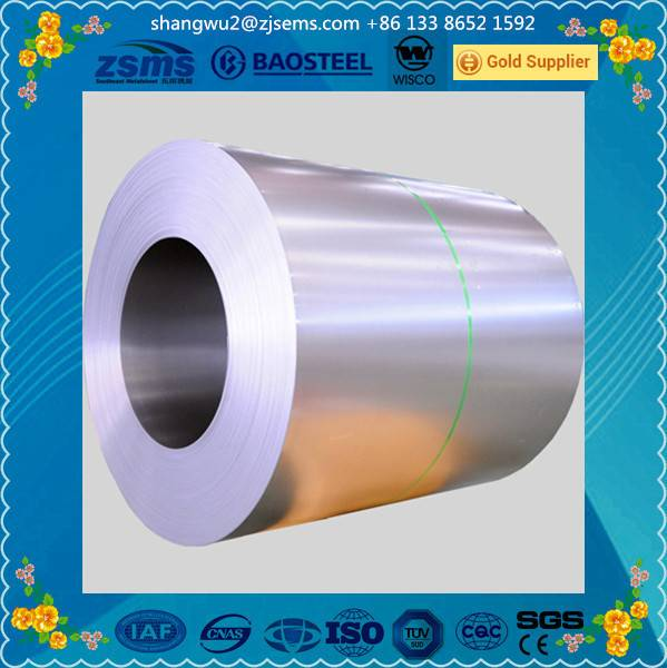 Galvanized Steel Coil used as Roofing Sheet