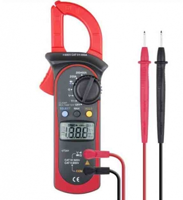 Auto Range Digital Multimeter Car Digital Clamp Meter
