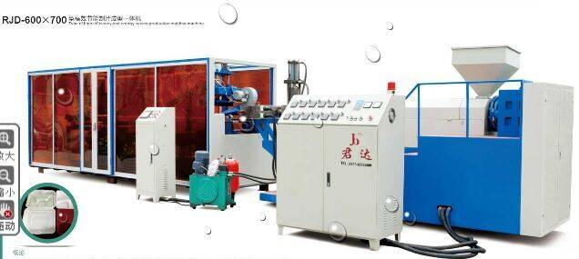 New condition and plastic thermoforming machine processing type/plastic box thermoforming machine