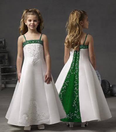 new collection party flower girl dress