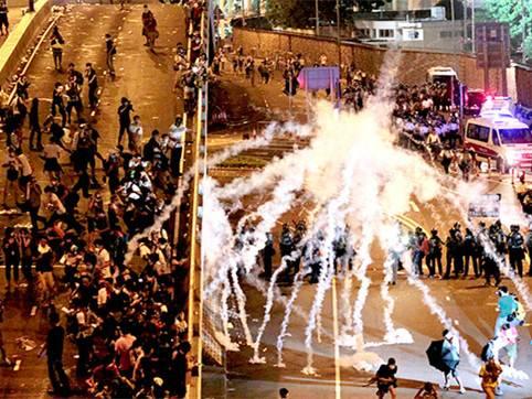 cs powder, tear gas powder, o-chlorobenzylidene malononitrile