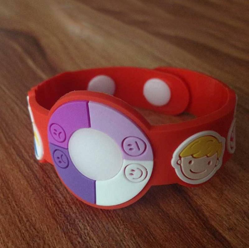 pvc material uv bracelet tester