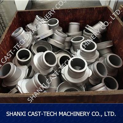 Aluminum Die Casting Pipe Parts