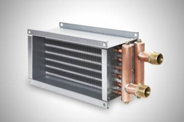 High quality copper tube heat exchanger