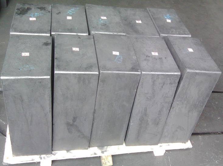 fine-grained graphite block for sale