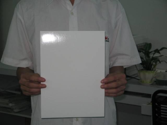 Water slide decal paper