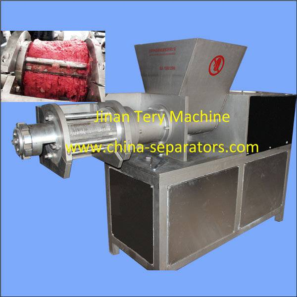 best quality automatic mechanical deboned meat