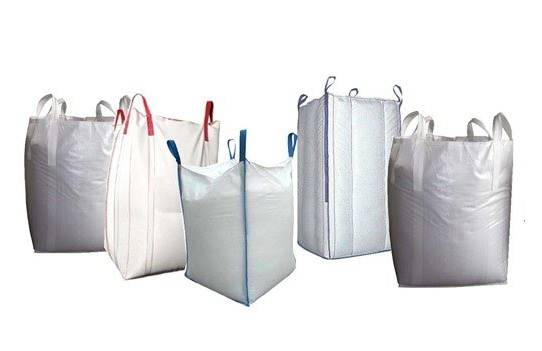 Flexiable intermediate bulk containers