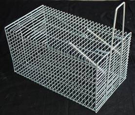 Cold Galvanize Mouse& Chipmunks Trap Cage