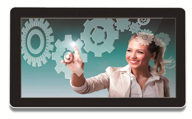 22 inch Wall Mount Touch Screen Kiosk