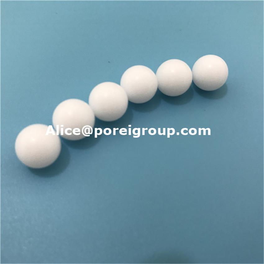 PP/POM/PMMA/PA/ABS Plastic Solid Ball delrin plastic balls POm ball