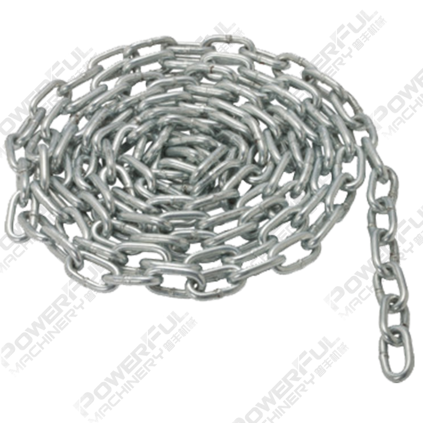 US Type NACM 2010 Grade 30 Proof Coil Chain