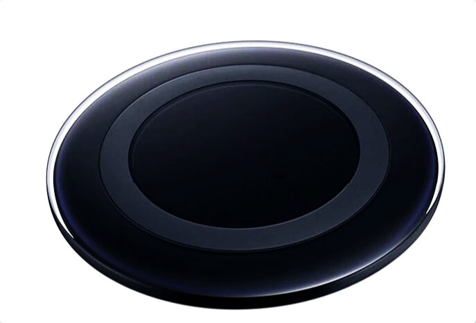 Qi Wireless Charger Charging Power Pad for Samsung Galaxy S6/S6 Edge for Qi compliant device