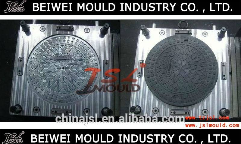 Smc Manhole Cover Telecom Cover Mould