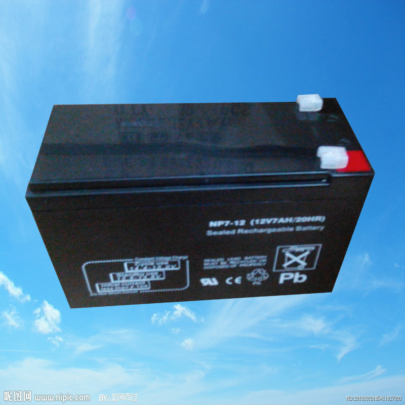 NP1270 12V7AH VRLA storage battery
