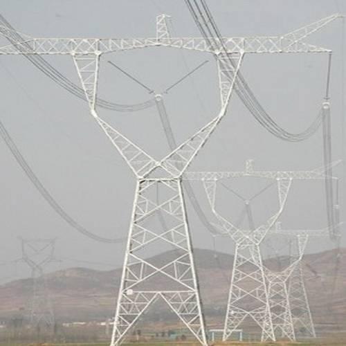 single circle suspension tower