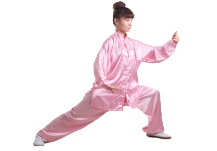 Chinese Traditional satin Kungfu uniform quality martial arts products