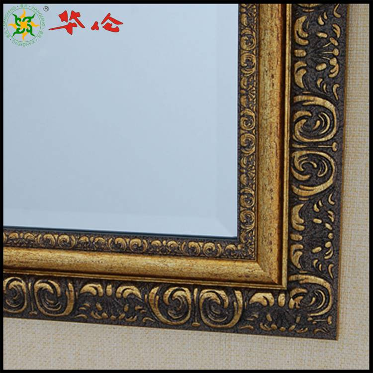 J09501series PS wall baths decorative art mirror frame moulding,Plastic framed wall mirrors