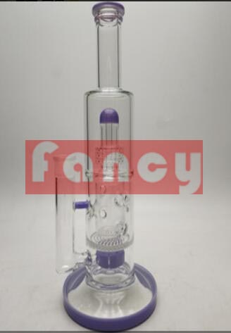 New Glass Smoking Water Pipe with Nice Beaker