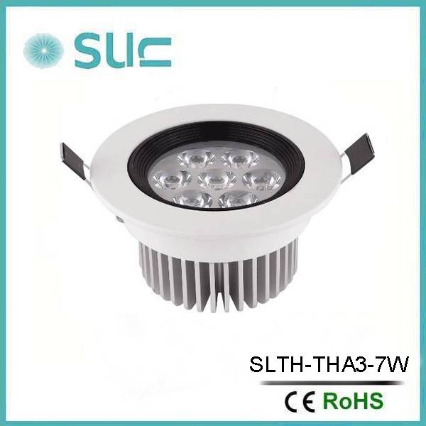 High Power LED Down Light with 3 Years Warranty