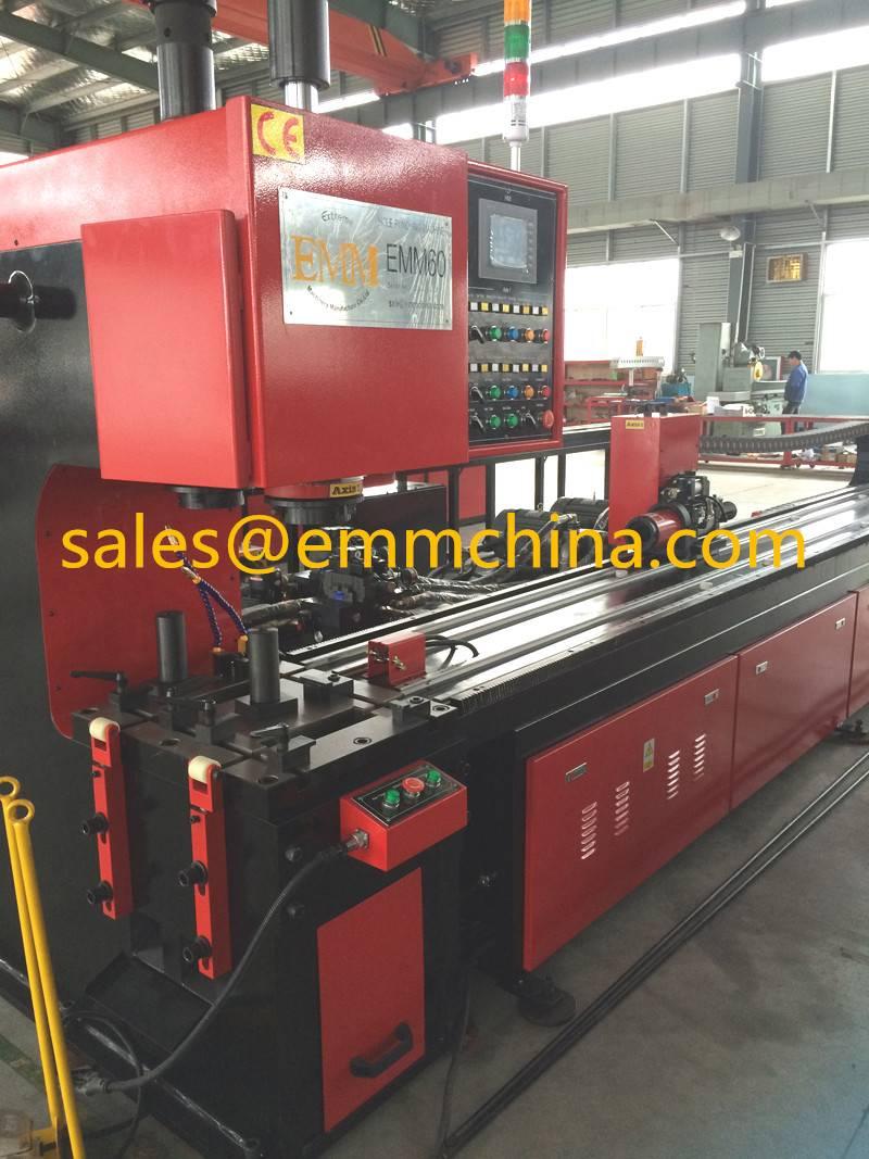 EMM60 pipe hole punching machine