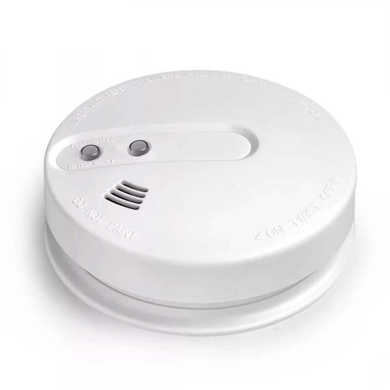 Best wireless smoke detectors optical combined smoke alarm and heat alarm