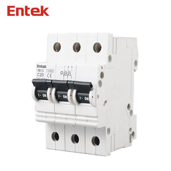 Miniature Circuit Breaker CE MCB 3P 25A
