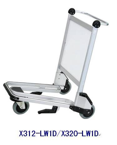 2012 latest style airport trolley
