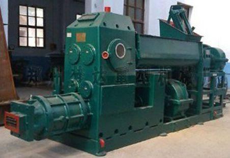 China small red vacuum  brick machine manufacturers