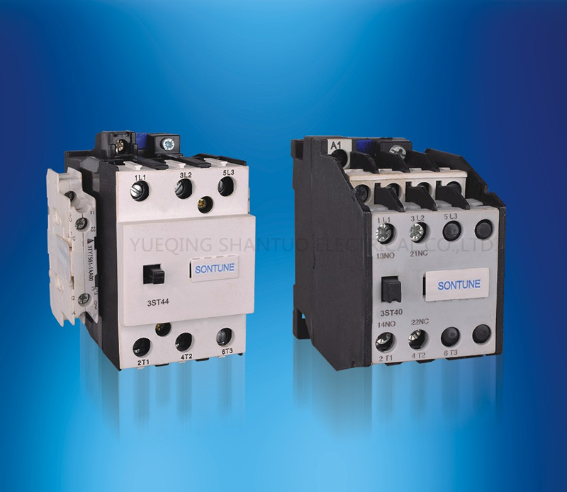 Sontune 3st (3TF) 1p, 2p, 3p AC Contactor