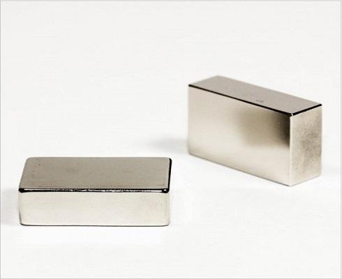 N52 Neodymium Block Magnet Rectangular Permanent Magnet