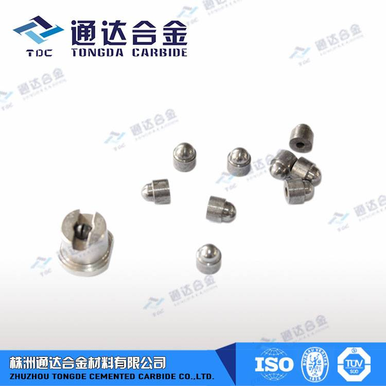 Tungsten Carbide Cutting Nozzle