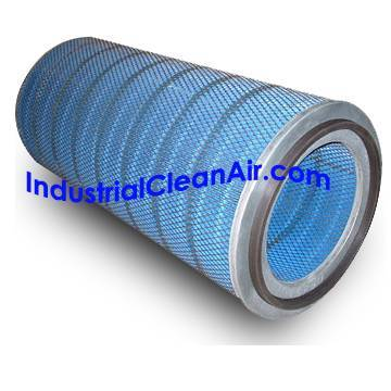 Cellulose Filter Cartridge for Dust Collectors