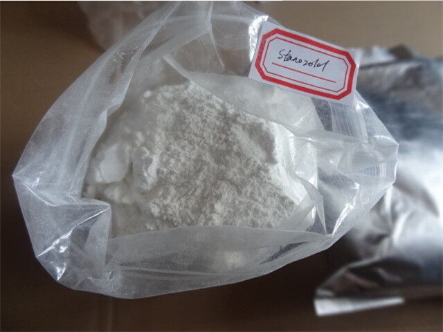 High Quality Growth White Steroids Winstrol Stanozolol for Fast Muscle