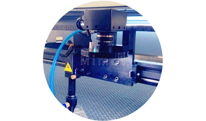Camera Registration Laser Cutting MachineMIMO - CCD 160