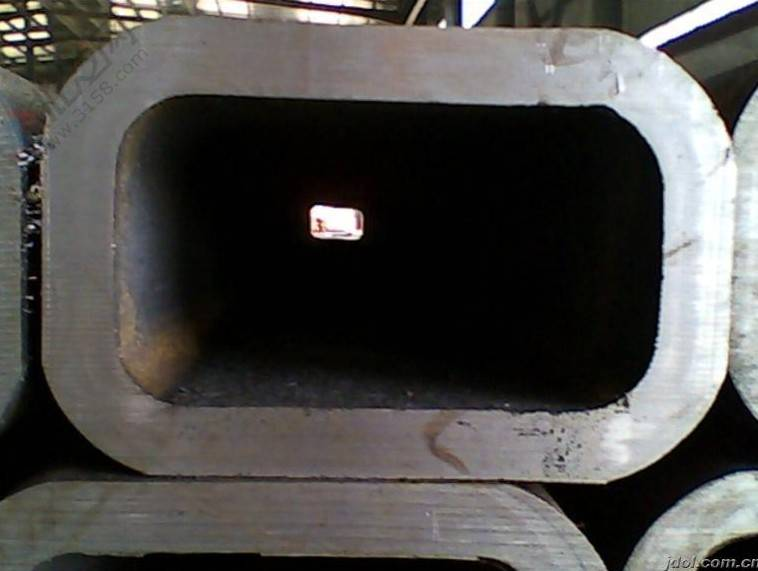 heavy thick wall rectangular hollow section steel tube